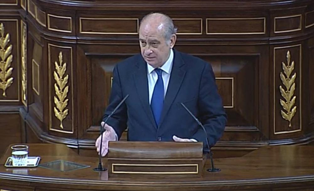 ministro de interior